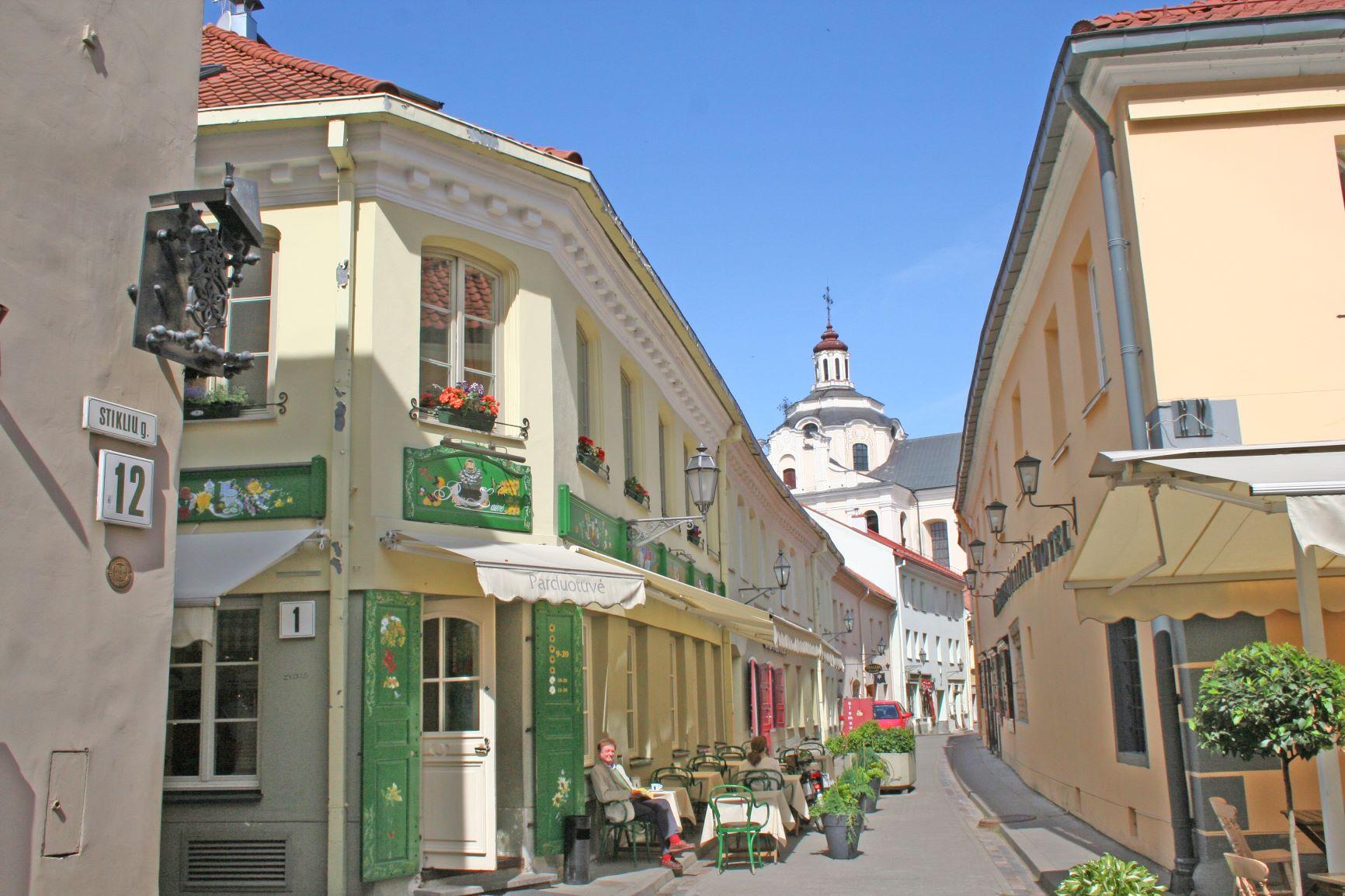 Vilnius - Balticblues Events